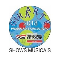 Logo GiraArte - Shows Musicais small