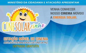 cartaz com logo Prudente